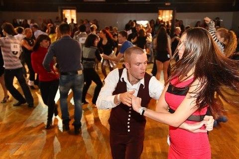«Петербург танцует social» вместе с магазином TOPDANCE