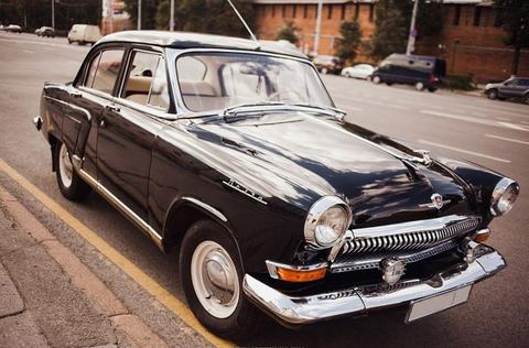 Установка пневмоподушек BlackStone на отечественные автомобили «Волга 21»