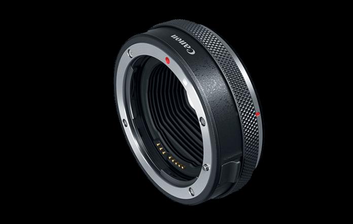 Canon запатентовали RF-mount адаптер с активным охлаждением