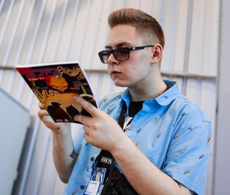 10 вопросов автору: Даниил Ветлужских о пасхалках, Overwatch и любимых сценаристах