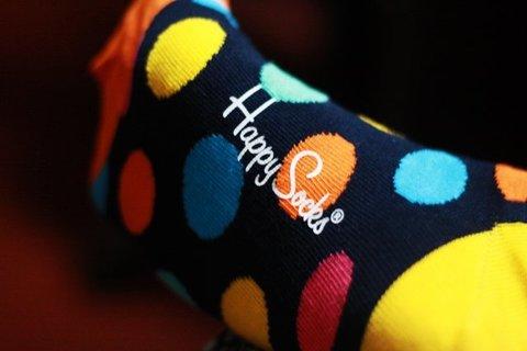 Носки Happy Socks в наличии