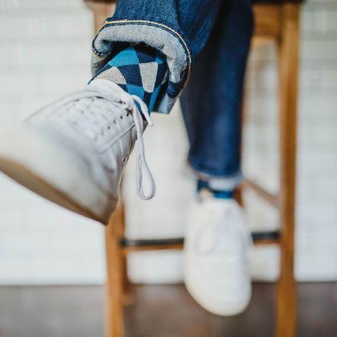 Дизайнерские носки Marrey