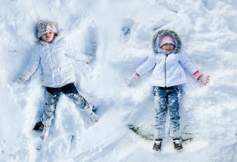 Чем занять ребенка зимой?