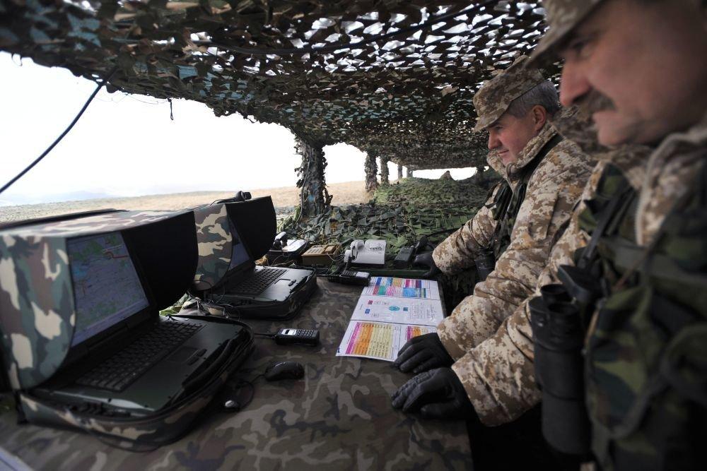 Протестирован военный интернет