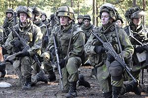 Финская армия тестирует штурмовые винтовки
