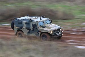 «Тигры-М» усилили базу в Абхазии