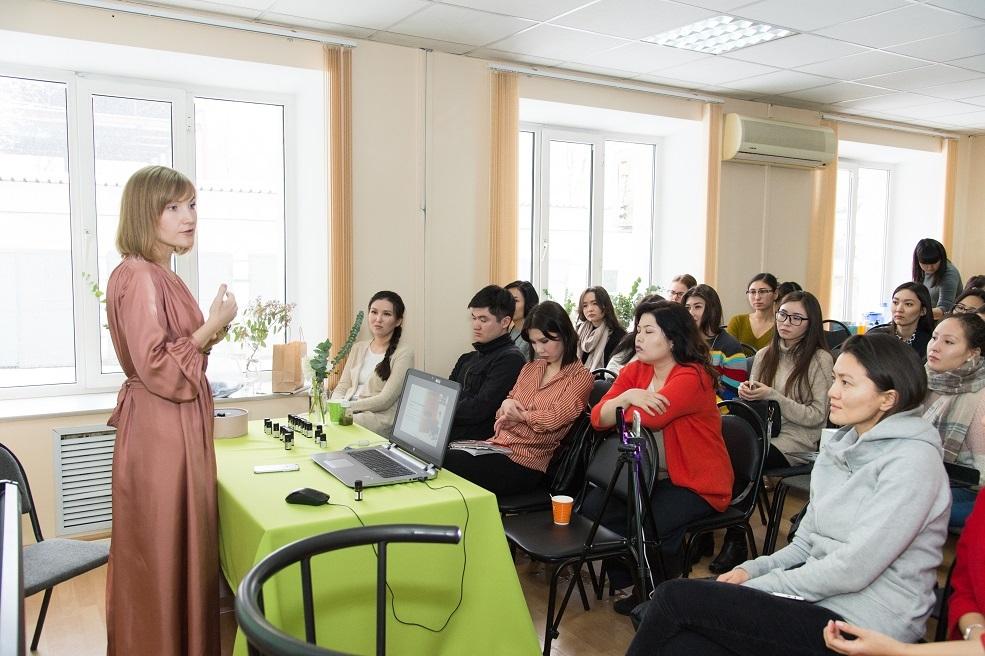 Отчет о Дне Красоты с косметикой mi&ko