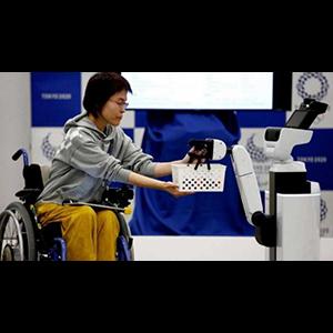 Обслуживание Олимпийских игр в Токио доверят роботам