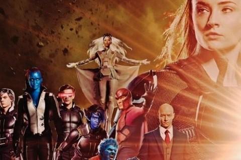 Постер фильма «Люди Икс: Темный Феникс» от фаната