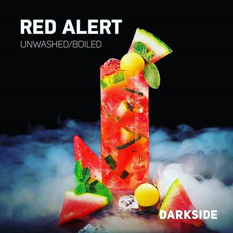 Новый вкус от DarkSide— Red Alert (Арбуз Дыня)