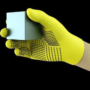 Сенсорная перчатка для робота