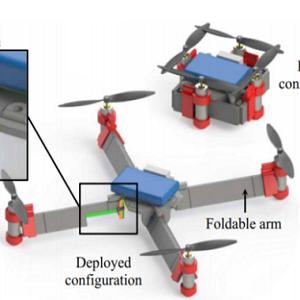 Швейцария представила самораспрямляющийся дрон