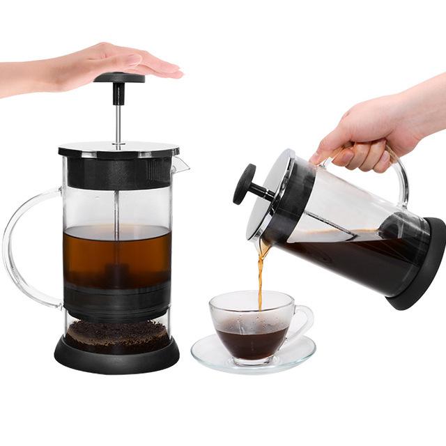 Почему кофе из френч-пресса такой вкусный?
