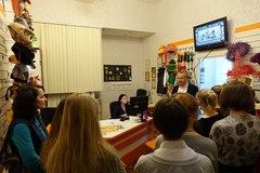 Сотрудники Мастерской Ангел рассказали школьникам о тонкостях работы швей и закройщиц