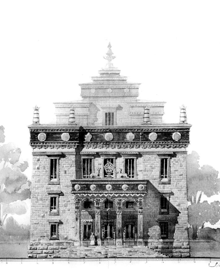 Книга «Буддийский храм в Санкт-Петербурге» издана в электронном формате
