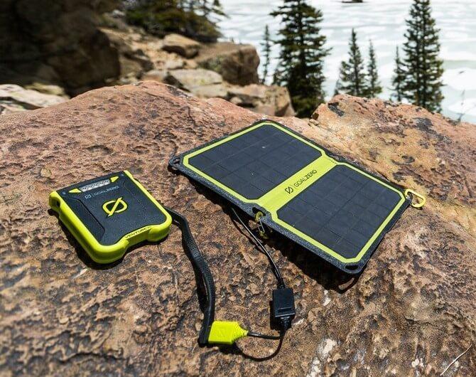Зарядный комплект Goal Zero Venture 30 Solar Kit (с Nomad 7+)