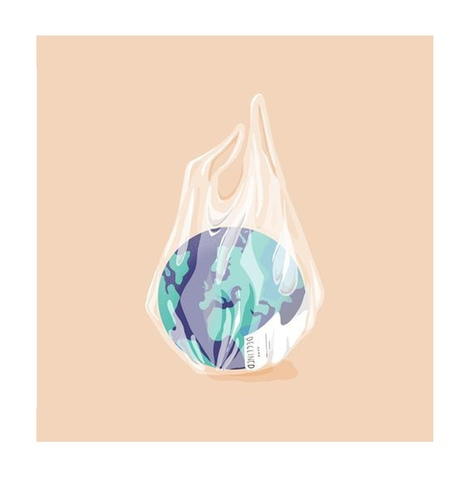 Пластик – не целлофан!