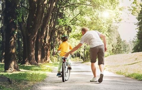 7 ошибок при обучении езде на велосипеде