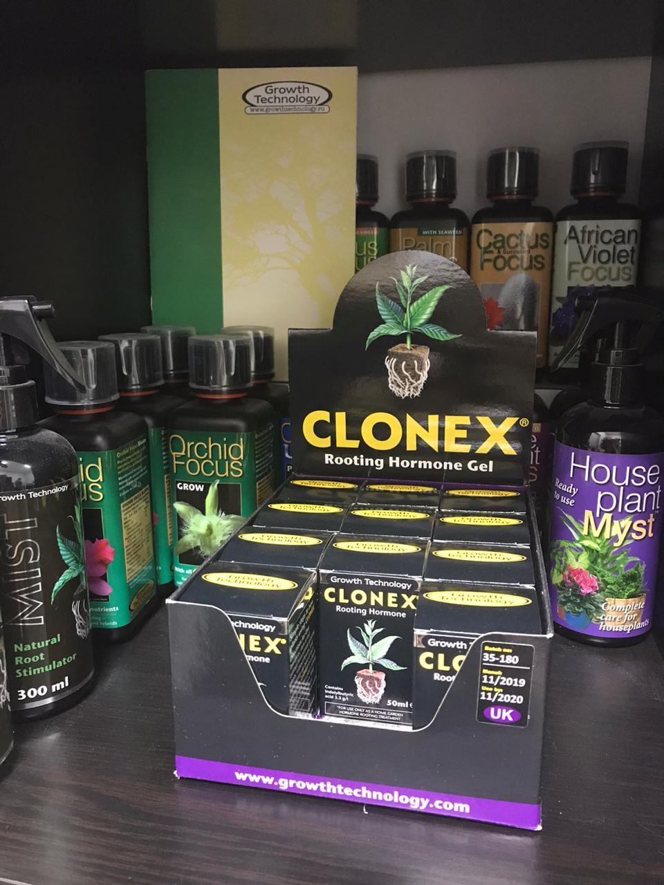 Ищете CLONEX? У нас самый свежий - от 11.19!!!