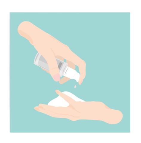 Универсальный бальзам для губ, рук и пяточек