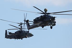 Старт работ над гибридным вертолетом