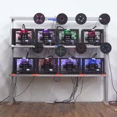 Бизнес на 3D-печати, организация студии или лаботатории трехмерной печати.