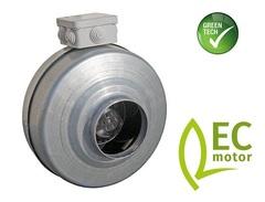 ВКВ-Е ЕС - Центробежные вентиляторы на немецких ЕС моторах