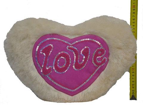 Сердечки и подушки