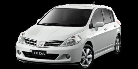 Ниссан Тиида /  Nissan Tiida