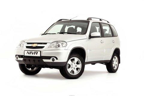 Шевроле Нива / Chevrolet Niva