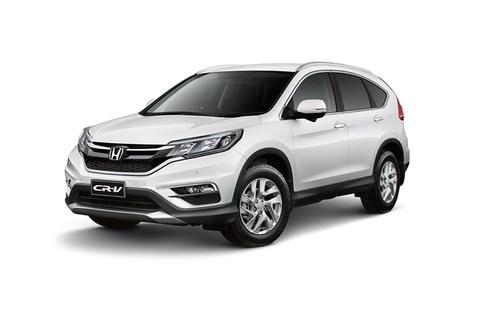 Хонда СРВ /  Honda CR-V