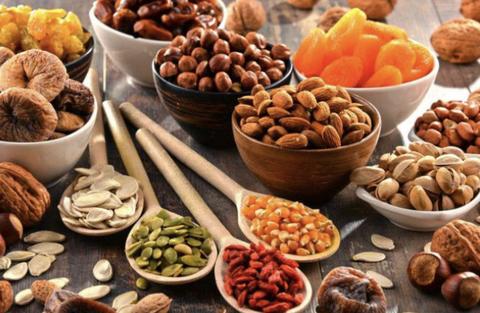 Орехи/сухофрукты/цукаты