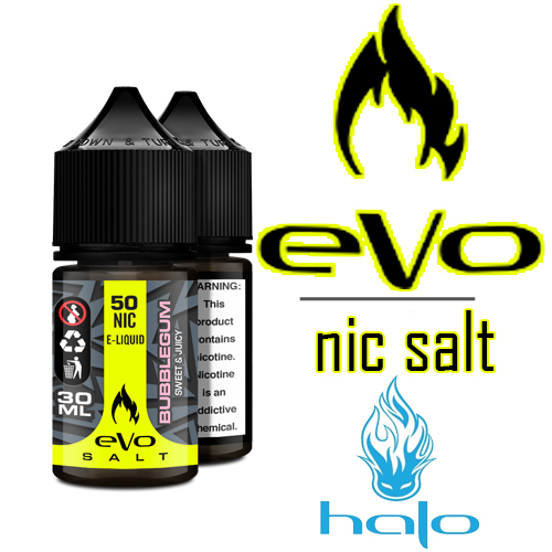 EVO Salt by HALO