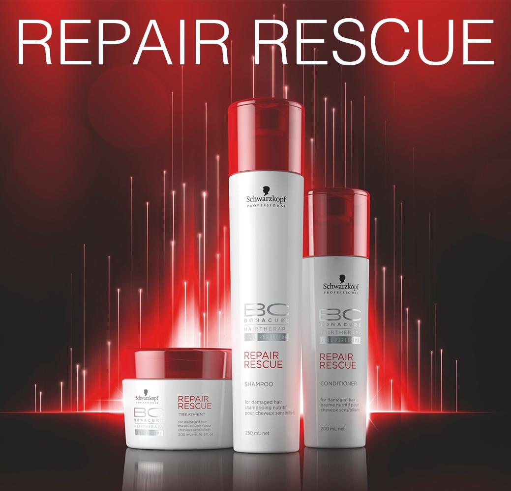 Peptide Repair Rescue - Восстановление поврежденных ослабленных волос