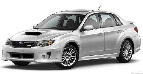 Субару Импреза / Subaru Impreza