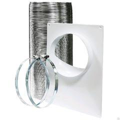 Вентиляционный набор для кухонных вытяжек