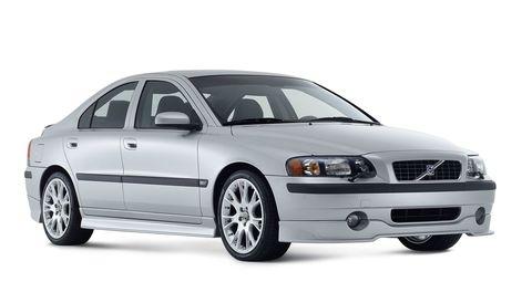 Вольво С60 / Volvo S60
