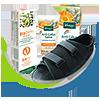 Послеоперационная обувь для разгрузки стопы