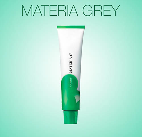 Materia Grey - Краска для седых волос