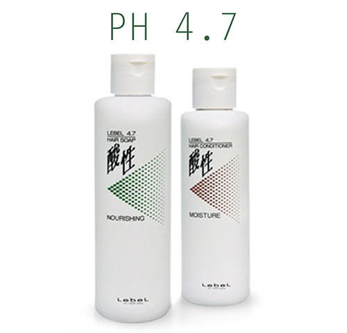 рH 4.7 - «Жемчужная» коллекция для волос