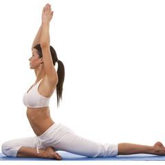 По виду йоги, фитнеса