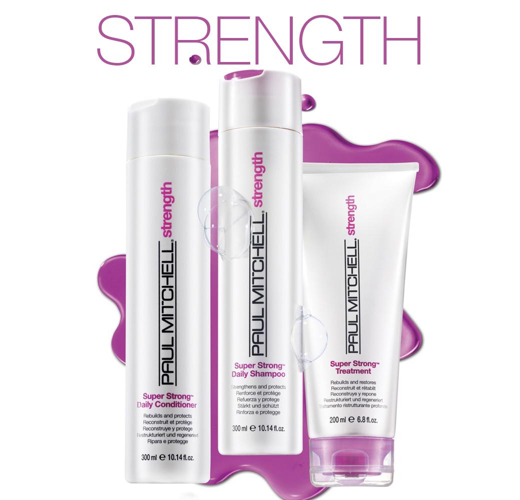 Strength - Восстановление волос