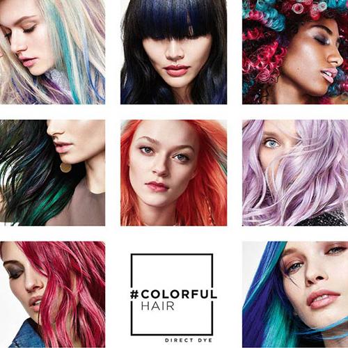 ColorFul Hair - Полуперманентное Окрашивание