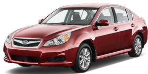 Subaru Legacy V 2009-2012