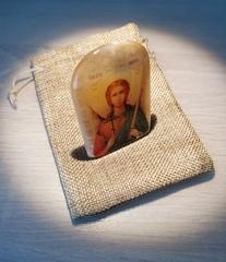 иконы святых средние 4,5х6,5см