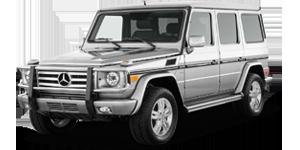 Mercedes Benz W463 2007-2012