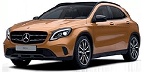 Mercedes Benz GLA 2013-2017
