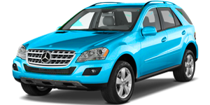 Mercedes Benz ML 2005-2012