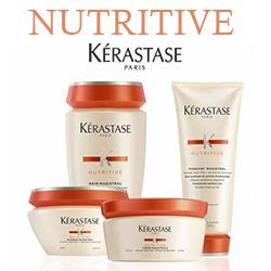 Nutritive - Питание для сухих и чувствительных волос