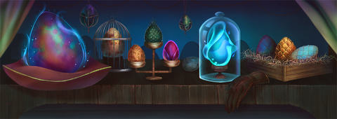SIGIL eggs